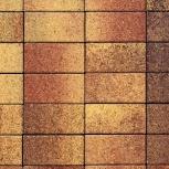 Тротуарная плитка Выбор Ла-Линия Гранит Листопад 1, Магнитогорск