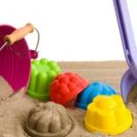 Песок для песочницы с документами недорого, Магнитогорск