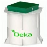 Автономная канализация BioDeka-20 П-1000, Магнитогорск