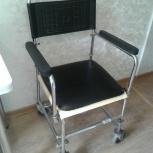 кресло с санитарным оснащением б/у, Магнитогорск