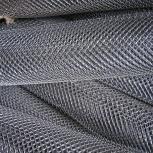 Сетка рабица d=1,6 мм, ячейка 50x50 мм, 2000x1000, Магнитогорск