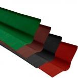 Ендова Ондулин красный длина - 1м, полезная длина, Магнитогорск