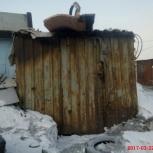 Будка строительная, Магнитогорск