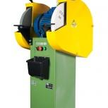 Точильно-шлифовальный станок ТШ 3.25 с пылесосом ПП-750/У, Магнитогорск