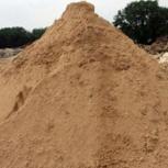 Песок навалом недорого с доставкой, Магнитогорск