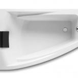 Ванна Roca Белый Белый 200 л 1500х1000х480 мм, Магнитогорск