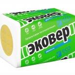 Базальтовый утеплитель Эковер Лайт 30 1000х600х50, Магнитогорск