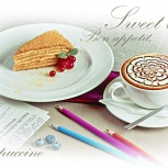 Декор Дельта Керамика Breakfast D3 20x30, Магнитогорск