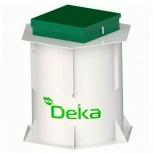 Автономная канализация BioDeka-15 П-1000, Магнитогорск