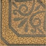 Плитка для пола Береза-керамика Эдем бежевая 42х42, Магнитогорск