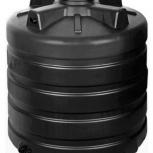 Бак для воды Aquatec ATV-1500 С Поплавком Черный, Магнитогорск