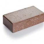 Брусчатка клинкерная «Шоколад флеш» «Тоффи» 100х20, Магнитогорск