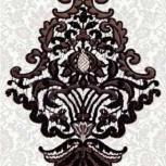 Плитка Декор Керамин  400х275 Черный, Магнитогорск