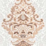 Плитка Декор Керамин  400х275 Бежевый, Магнитогорск