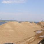 Песок речной с документами оптом и в розницу. Доставка, Магнитогорск
