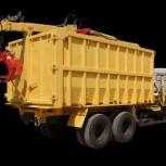 """Вывоз мусора самосвалами от 3 до 25 тонн, """"Синегорец"""", Магнитогорск"""