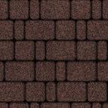 Тротуарная плитка Выбор Классико Гранит 115х57х60, Магнитогорск