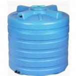 Бак для воды Aquatec ATV 1500 С Поплавком Синий, Магнитогорск