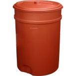 Бочка тара пластиковая коническая 205 литров, Магнитогорск