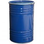 Бочка тара стальная с крышкой на обруч 210 литров, Магнитогорск